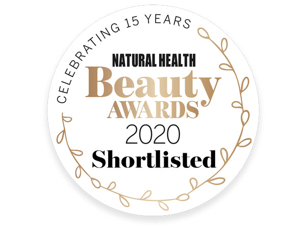 Natural Health Beauty Awards 2020 Marina Miracle Best Small Beauty brand
