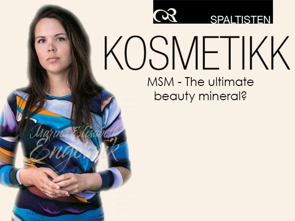 The ultimate beauty mineral?