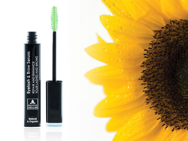 Re-launch of the eyelash serum