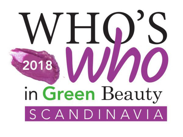 Whos who in green beauty Marina Engervik