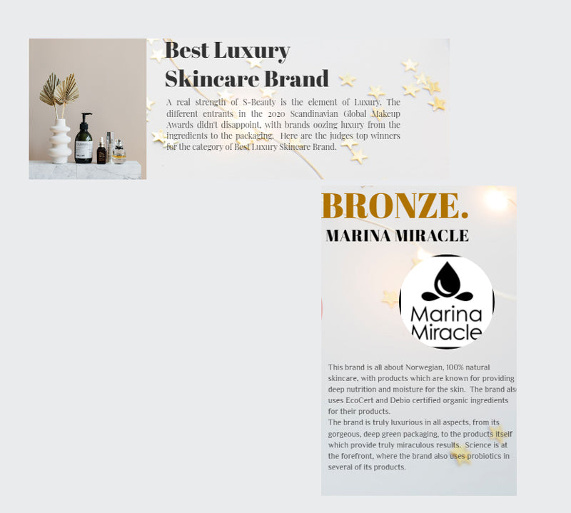 Best luxury skincare brand