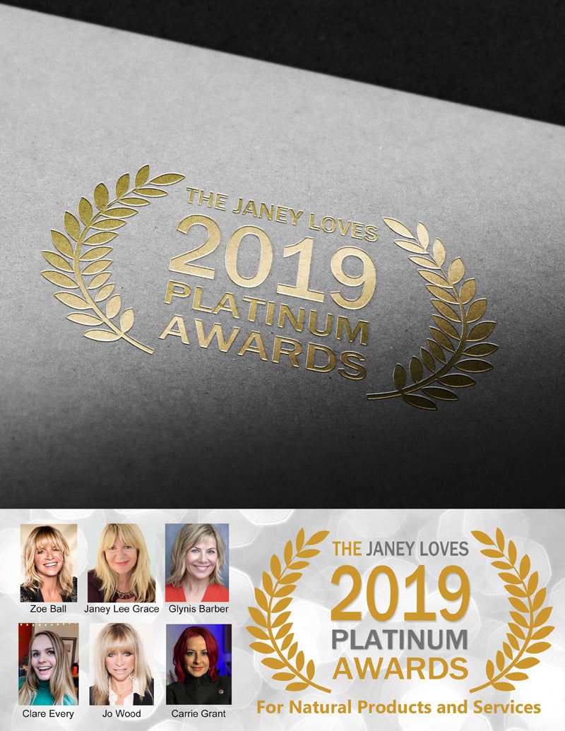 The Janey Loves 2019 Platinum Awards - Marina Miracle
