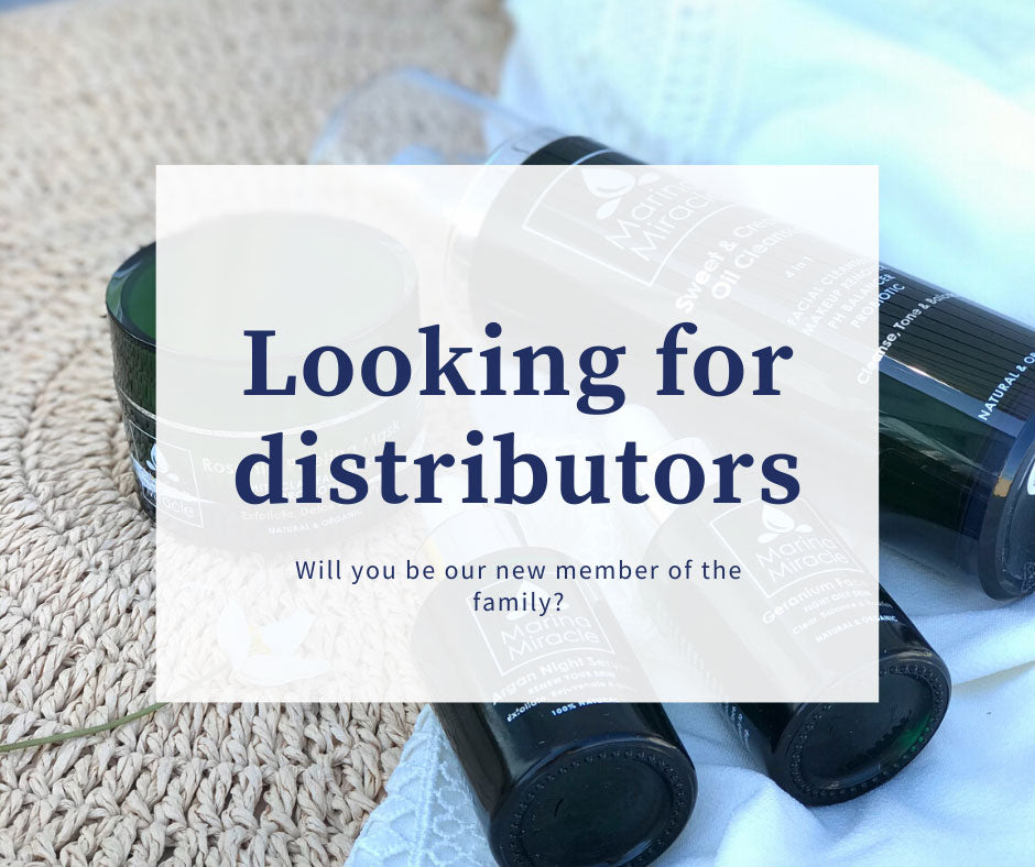 Looking for new distributors