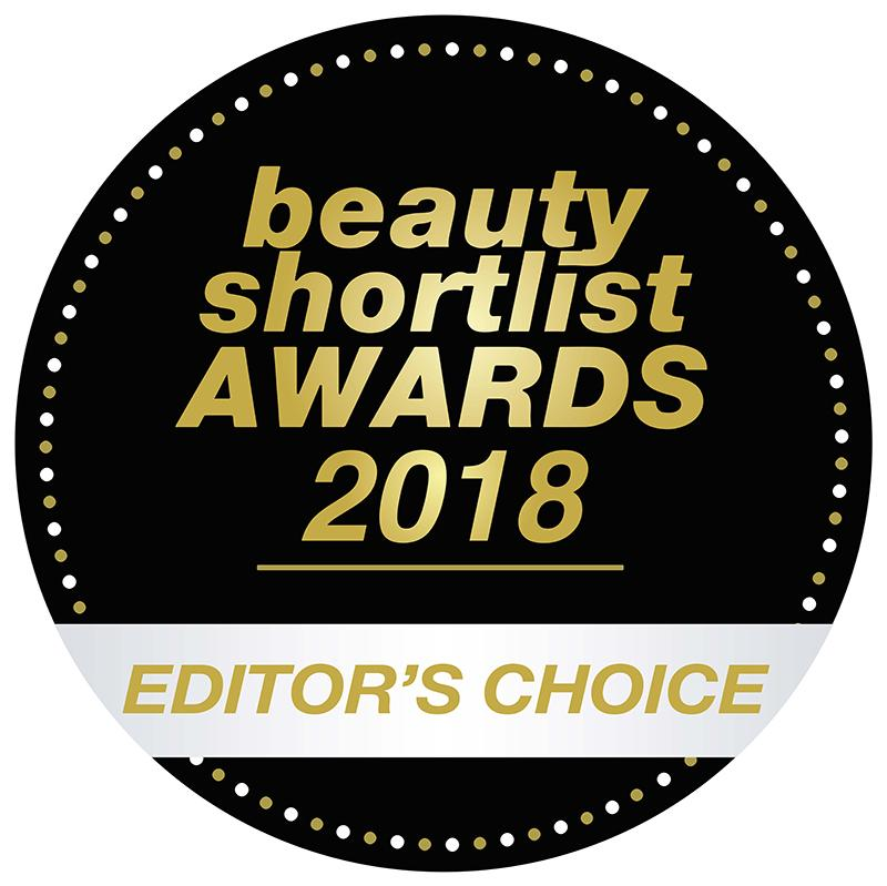 Editors choice on beauty shortlist