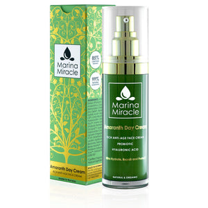 Face Cream - Amaranth Day Cream - 50 ml