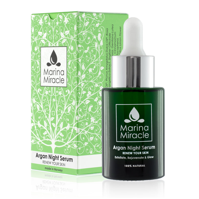 Argan Night Serum
