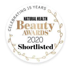 Natural Health Awards 2020 Shortlisted Best Face Mask