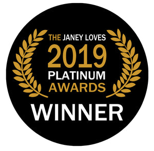 The Janey Loves 2019 Platinum Awards WINNER Best Exfoliator - Marina Miracle Rosehip Peeling Mask