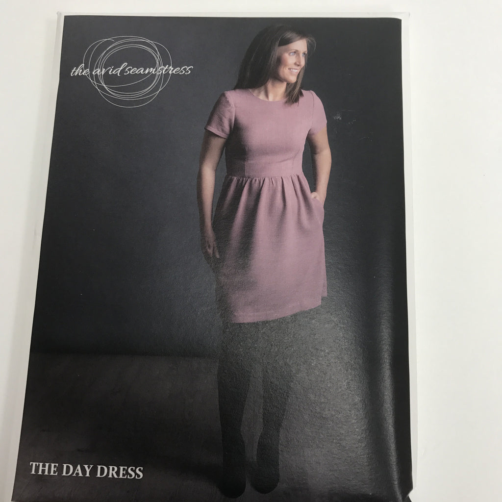 "The Avid Seamstress damesjurk "" The day Dress """