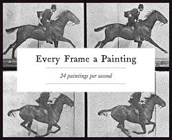 Every Frame a Painting