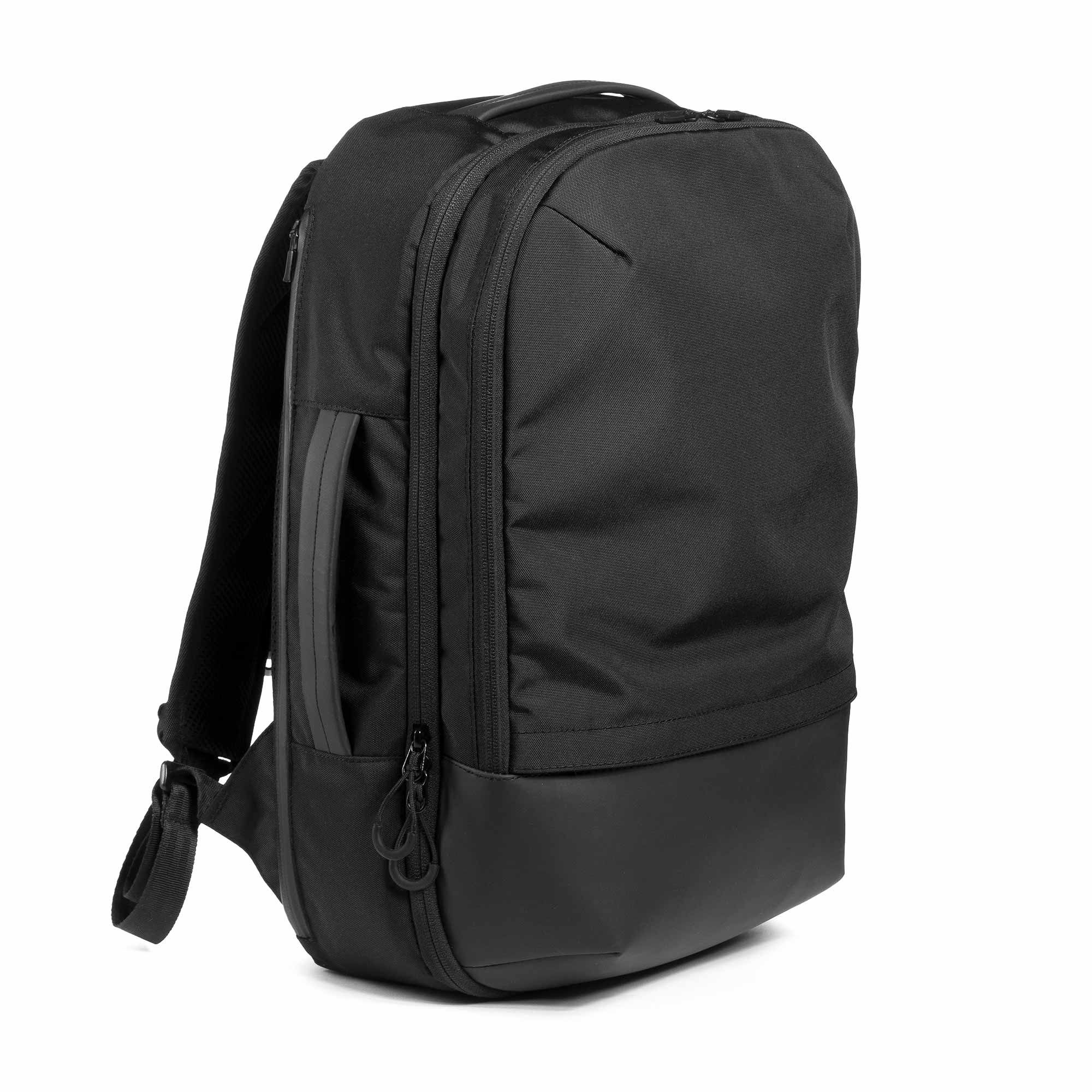Invisible CARRY-ON - minimal travel backpack - black — OPPOSETHIS
