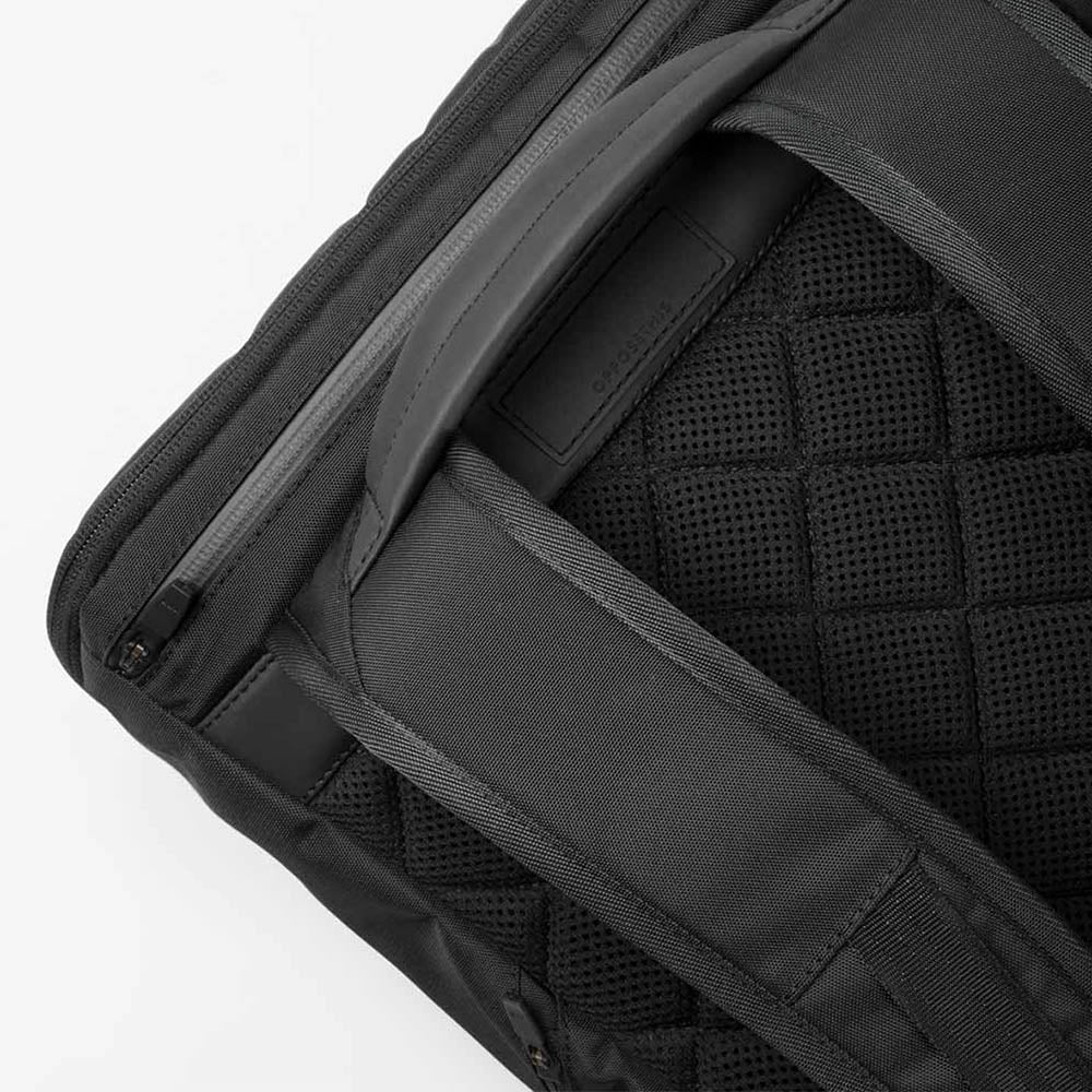 (ARCHIVE) INVISIBLE BACKPACK THREE - black