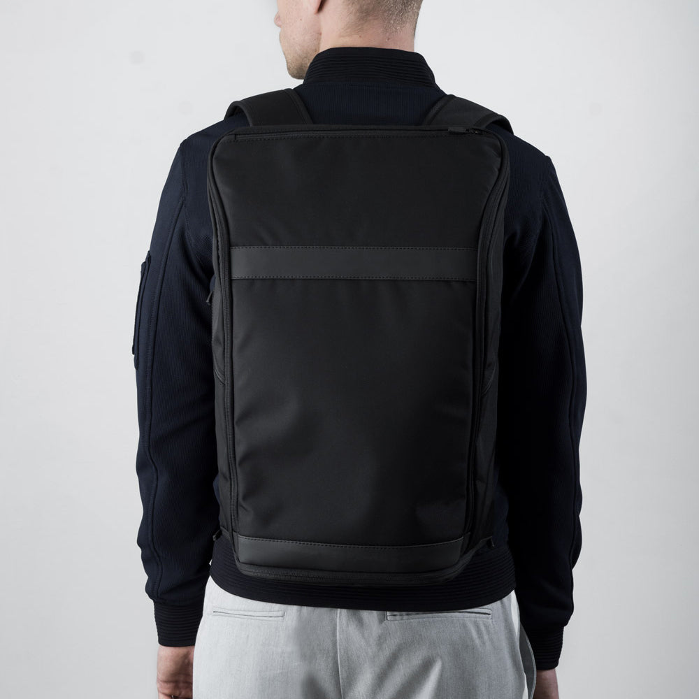 (ARCHIVE) INVISIBLE BACKPACK THREE - navy blue