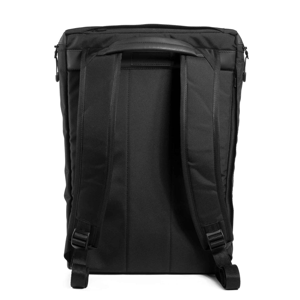 Opposethis Invisible Backpack TWO | Laptop backpack | Minimalist Backpack | Black
