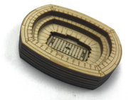 Stadium State Shape - New Jersey, East Rutherford (MetLife Stadium, Jets)