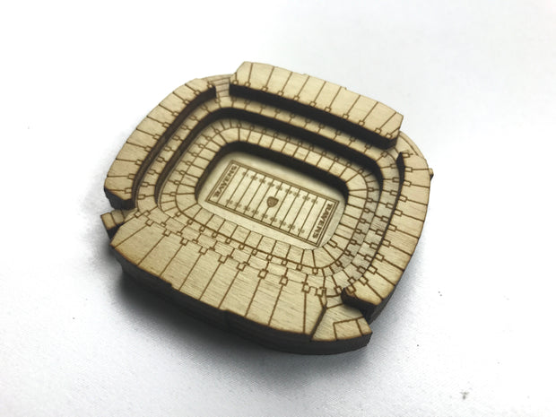 Stadium State Shape - Maryland, Baltimore (M&T Bank Stadium)