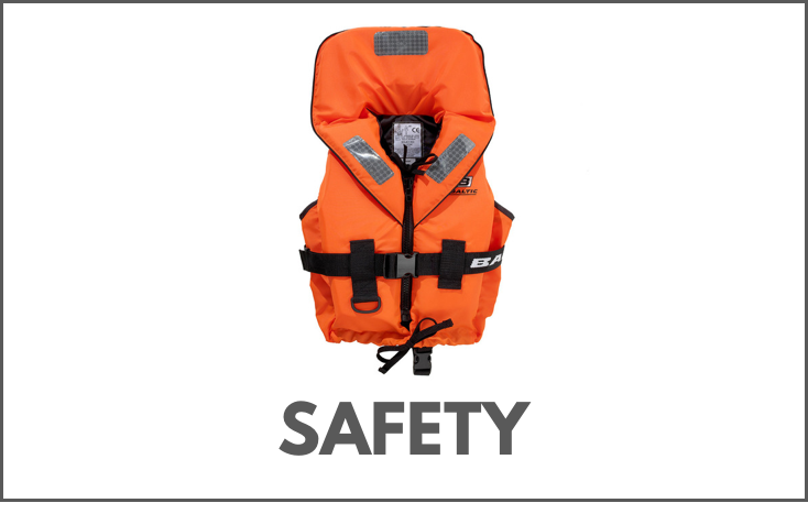 Lifejackets to Liferafts