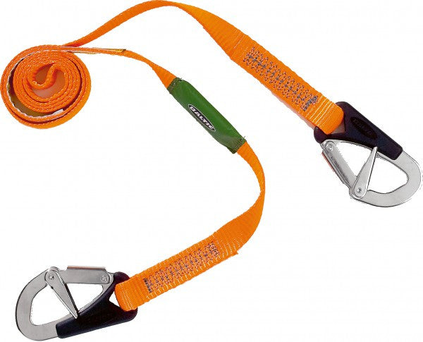 Baltic Standard Safety Line 2m 2 Hook with Over-Load Indicator
