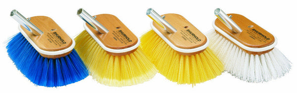 "Shurhold 6"" Stiff White Brush"
