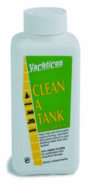yachticon clean a tank