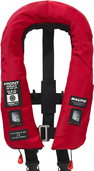 Baltic 300 M.E.D./SOLAS Inflatable Twin Chamber Lifejackets0 M.E.