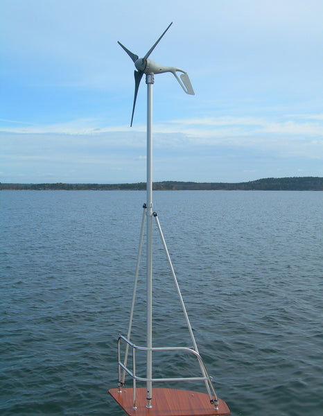 Noa Single Part Wind Generator Mount Kits - 3 Options