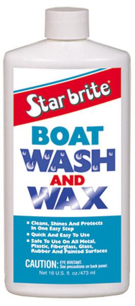 star brite boat wash and wax