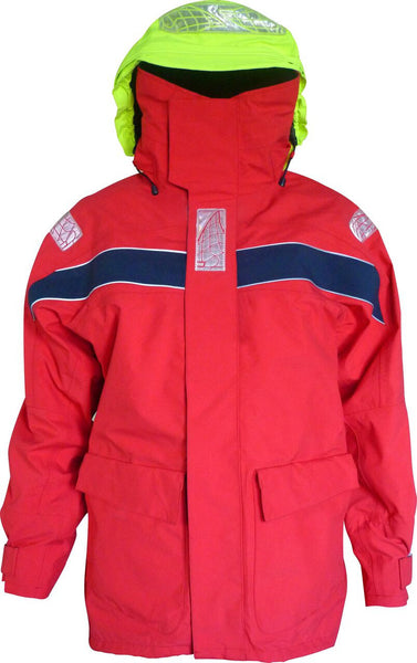Maindeck Coastal Jacket Red