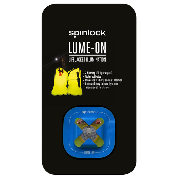 spinlock lume on