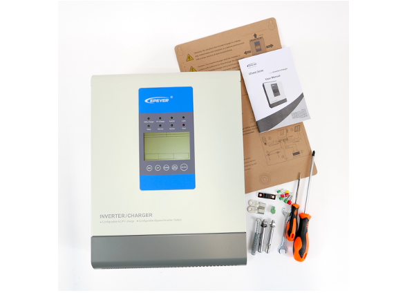 EPEVER UPower Series MPPT Charge Controller & Inverter 1KVA / 2KVA
