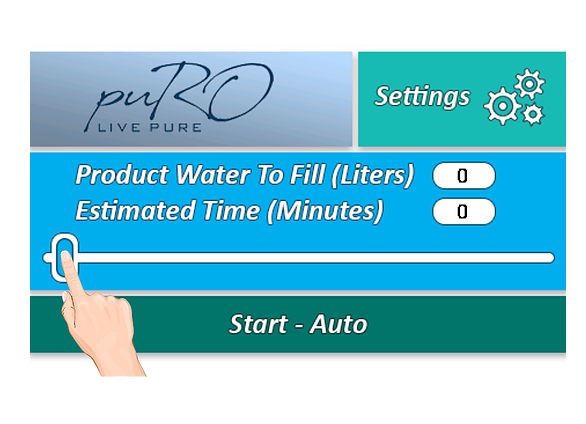 puRO Reverse Osmosis Dockside Water Purifier - Fully Automatic - Control by Phone -NEW!!!