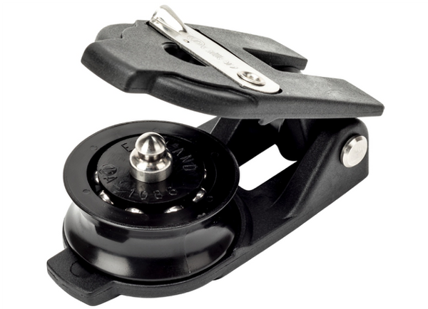 Allen A1375-S 40mm Snatch Block with Extra Sheave