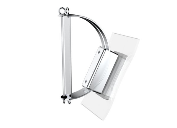Watt & Sea Deluxe Removable Mounting Bracket For Transom