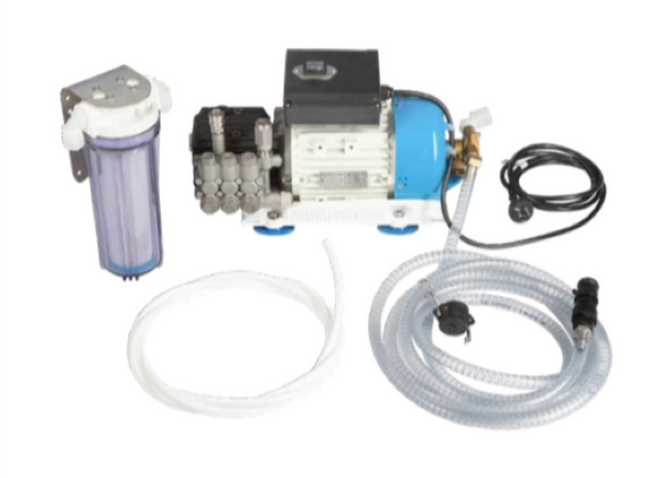 Rainman Watermaker System  230V - Naked - Compact or High Output - 2020 Model - With Water Gauge Fitted