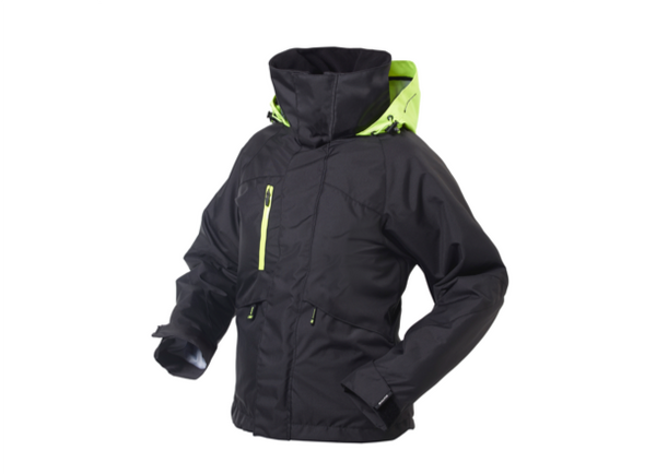 Baltic Top Float 50N Buoyancy Jacket with Hood -  Black - 5 Sizes