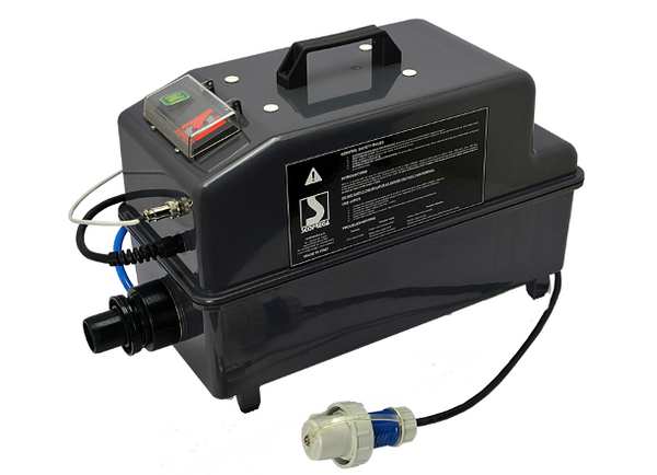 Bravo GE 2000 – 65 240V Waterproof IP65 Refilling System -Suitable for all  Inflatable Structures