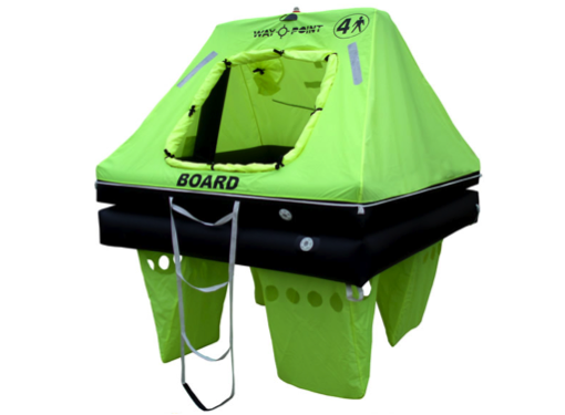 Waypoint Offshore Plus Liferaft Valise/Canister 4/6/8/ Man