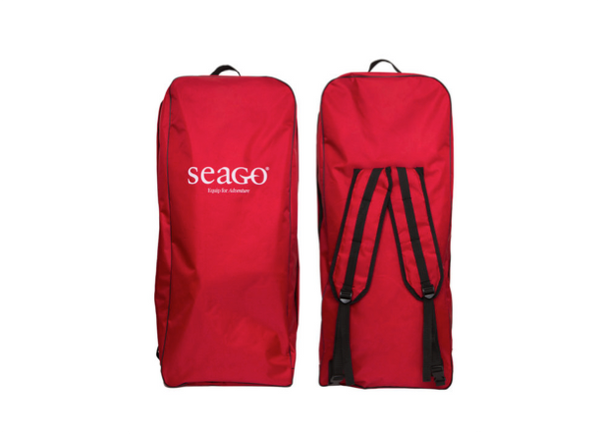 Seago Freeglide SUP Package complete with Paddle, Pump, Fin. Leash & Backpack Carry Bag- In Stock