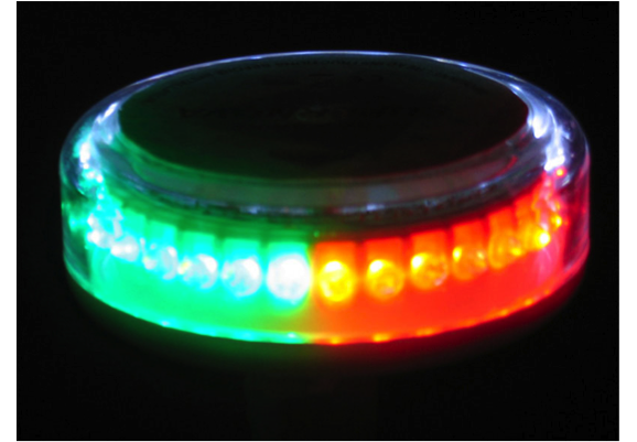 NASA Marine Navigation Light - Supernova Tricolour