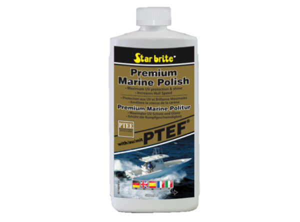 Star Brite Premium Marine Polish with PTEF 500ml