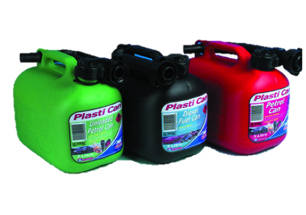 Bell Fuel Cans