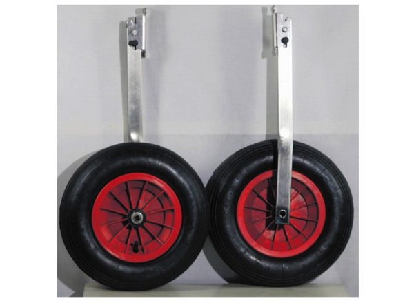 Stainless Up and Over Launching Wheels 200KG Capacity
