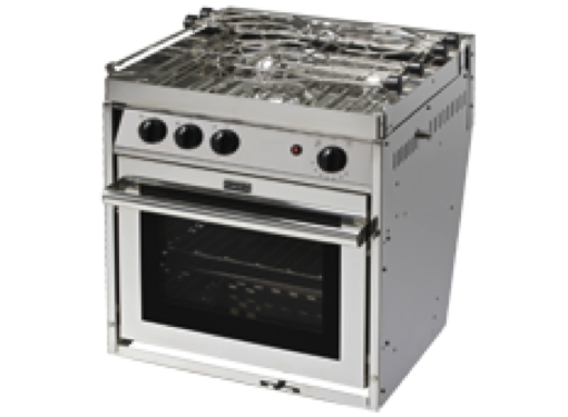 Force 10 - 3 Burner Gas Cooker - 5 Models