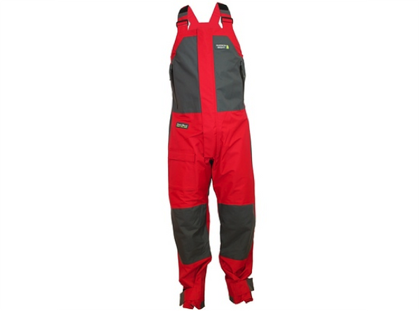 Hudson Wight HW1 Offshore Trousers Red