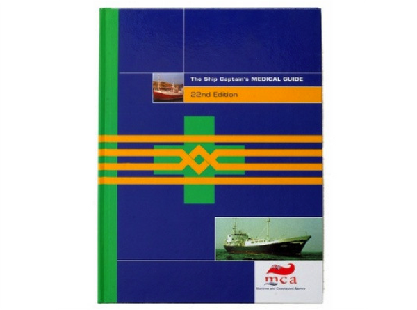 Ships Captains Medical Guide