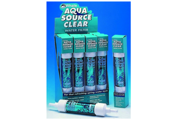 Whale Aquasource Clear Water Filter 12mm