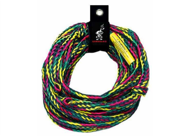 Airhead Deluxe 4 Rider, Tube Tow Rope