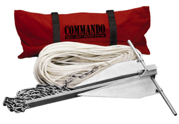 Guardian Commando Anchor System