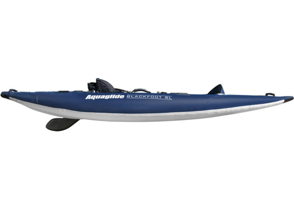 Aquaglide Blackfoot High Pressure Inflatable Fishing Kayak XL