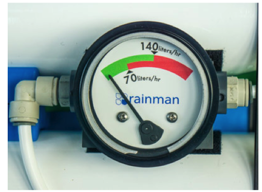 Rainman Brackish Water Flow Gauge